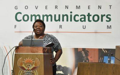 GOVERNMENT COMMUNICATORS NEED SAVING FROM ANC POLITRICKS